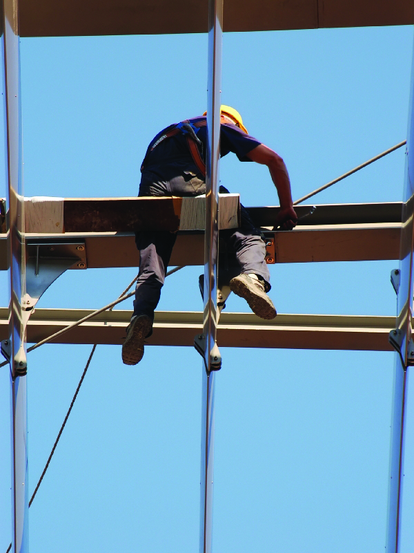 course for working at height